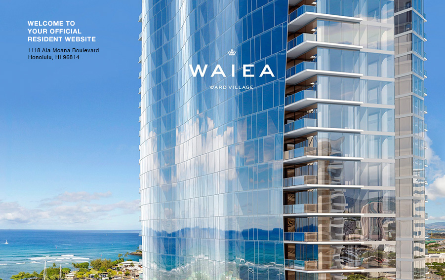 Waiea at Ward Village
